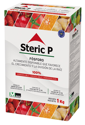 STERIC P DS